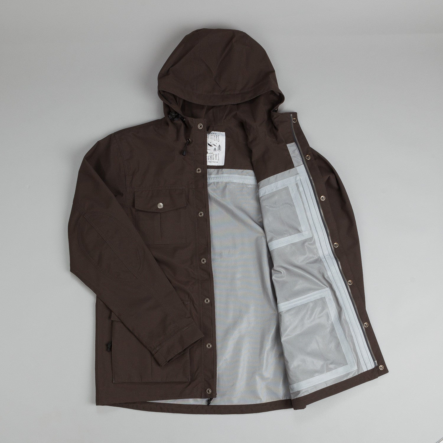 Poler 3L Surveyor Jacket Black