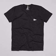 Poler Arrowhead Pocket T Shirt Black