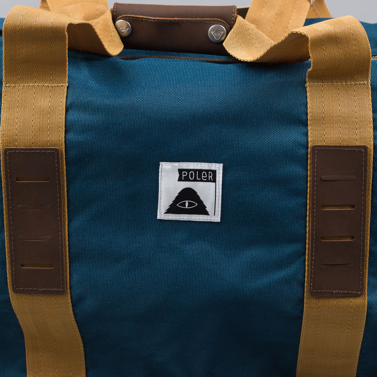 Poler Carry On Duffel Bag - Blue Steel