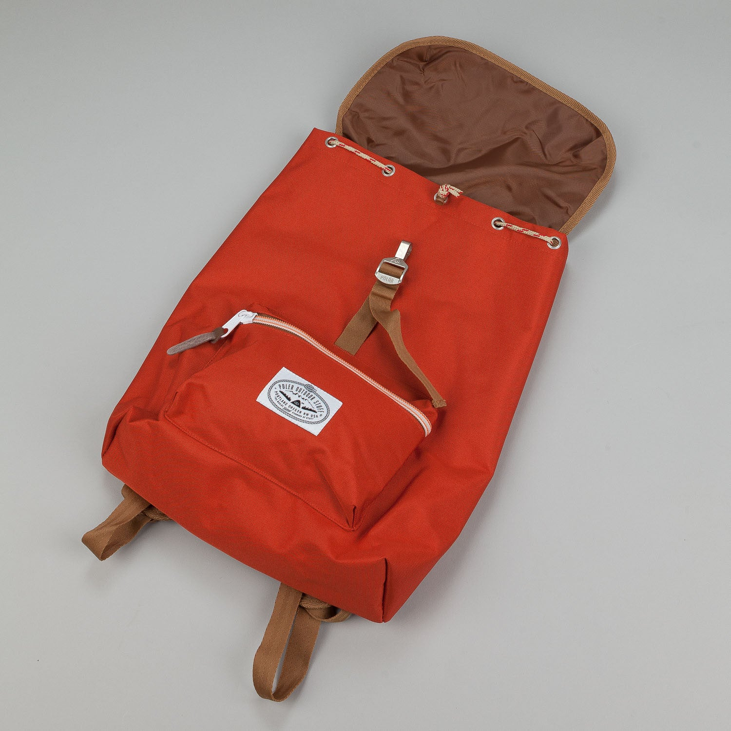 Poler Field Pack - Burnt Orange