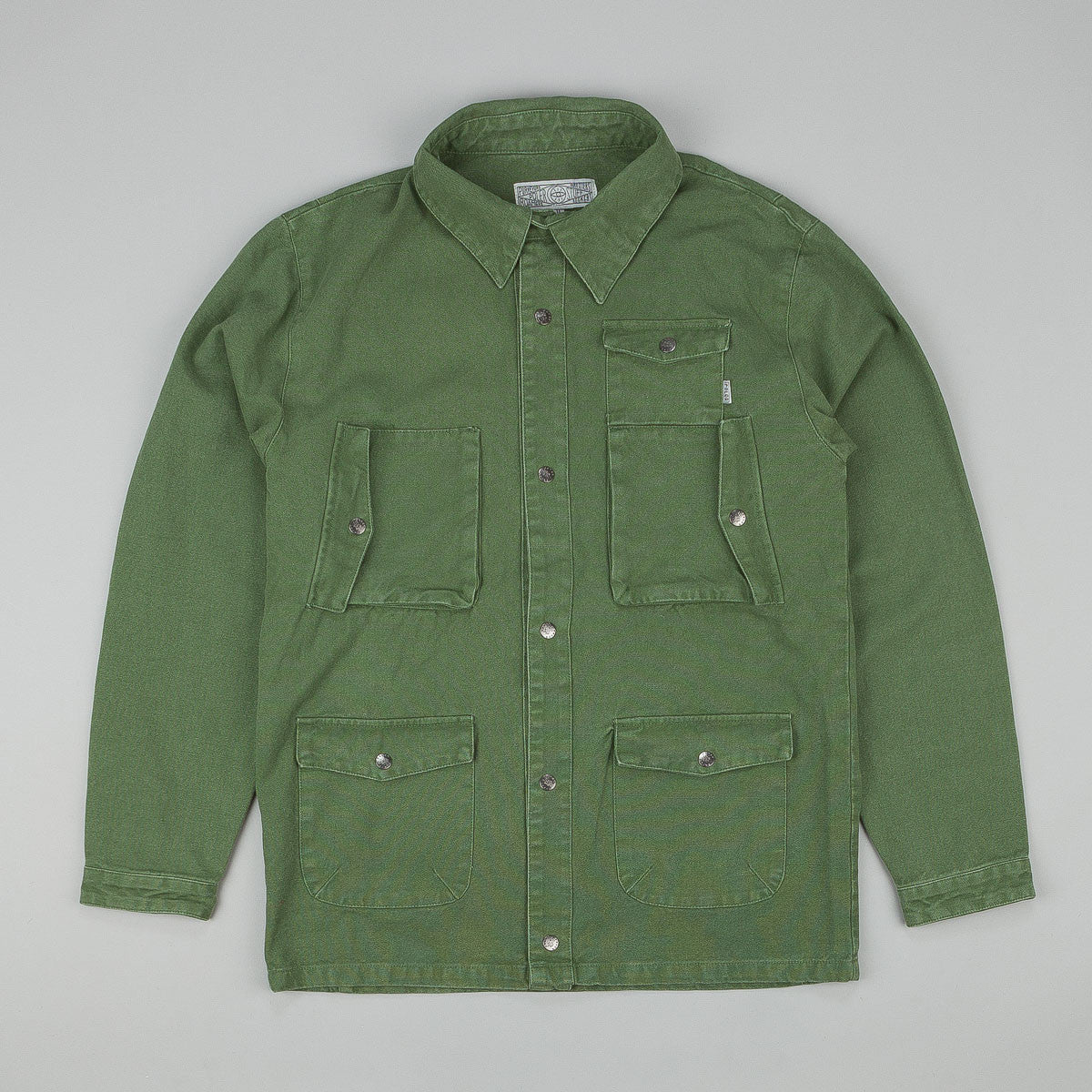 Poler Kubrick Canvas Jacket