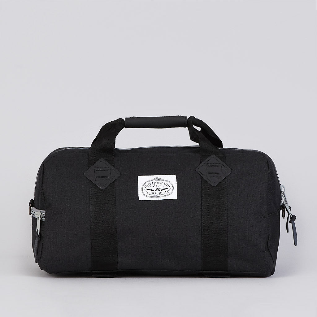 Poler Mini Duffle Bag Black