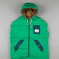 Poler Napsack Sleeping Bag - Bright Green