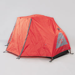 Poler Two Man Tent Grey / Burnt Orange