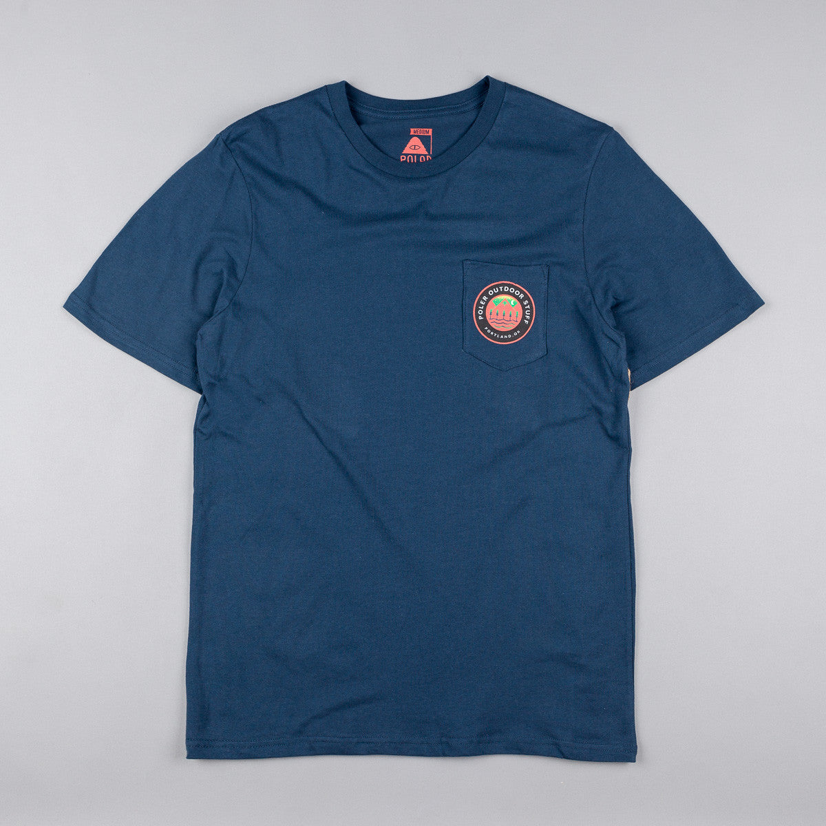 Poler Outdoors Seal Pocket T-Shirt
