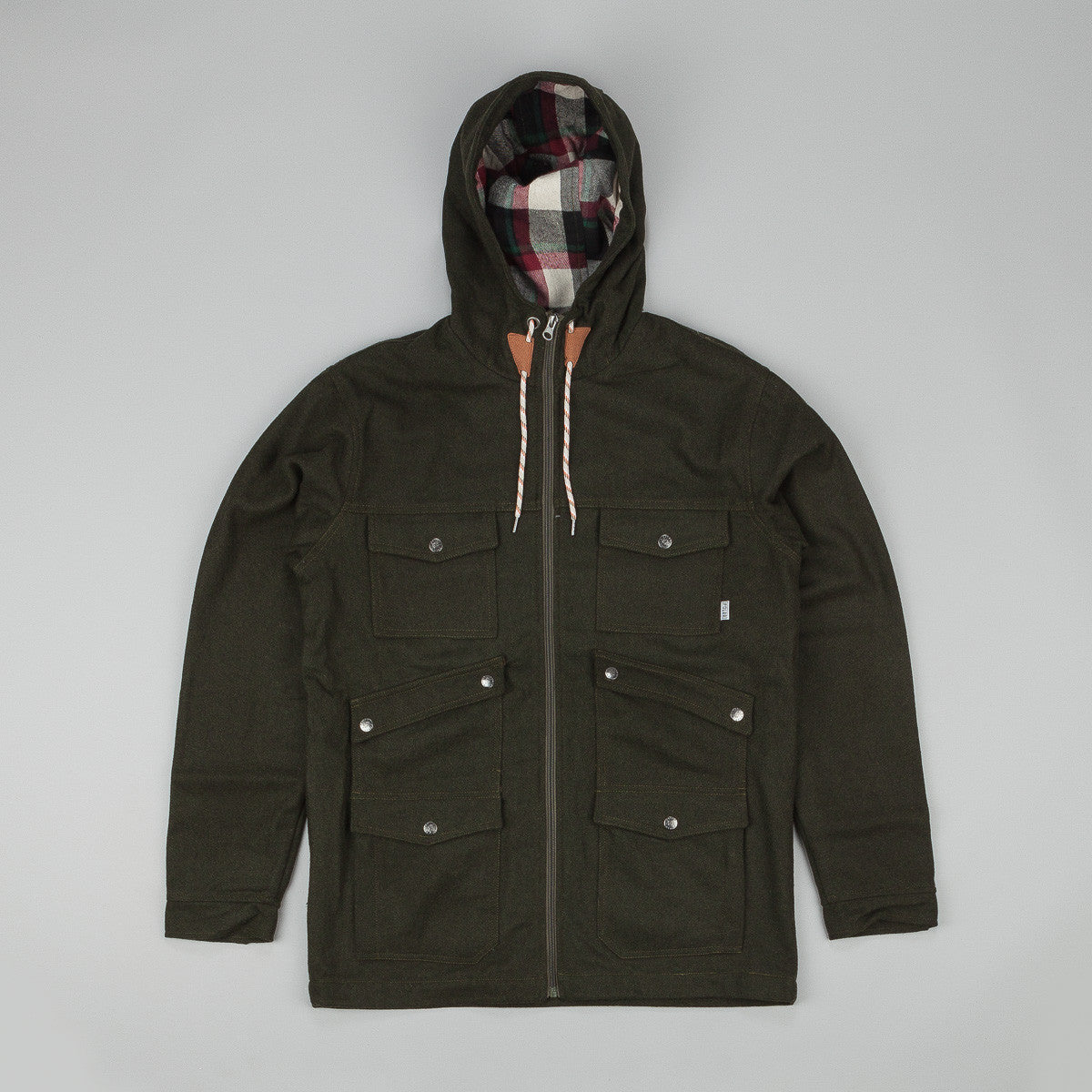 Poler Outpost Wool Jacket