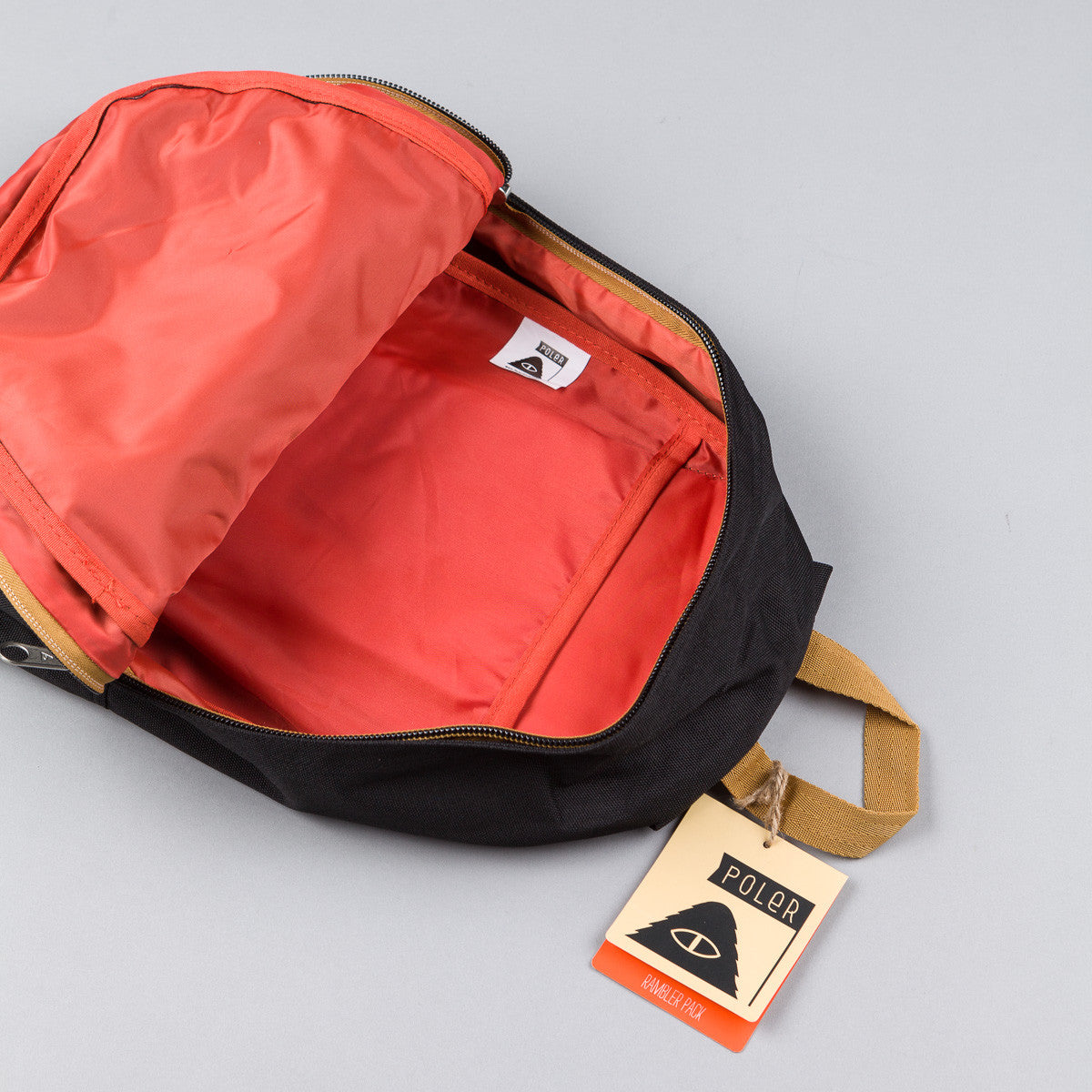Poler Rambler Pack - Black