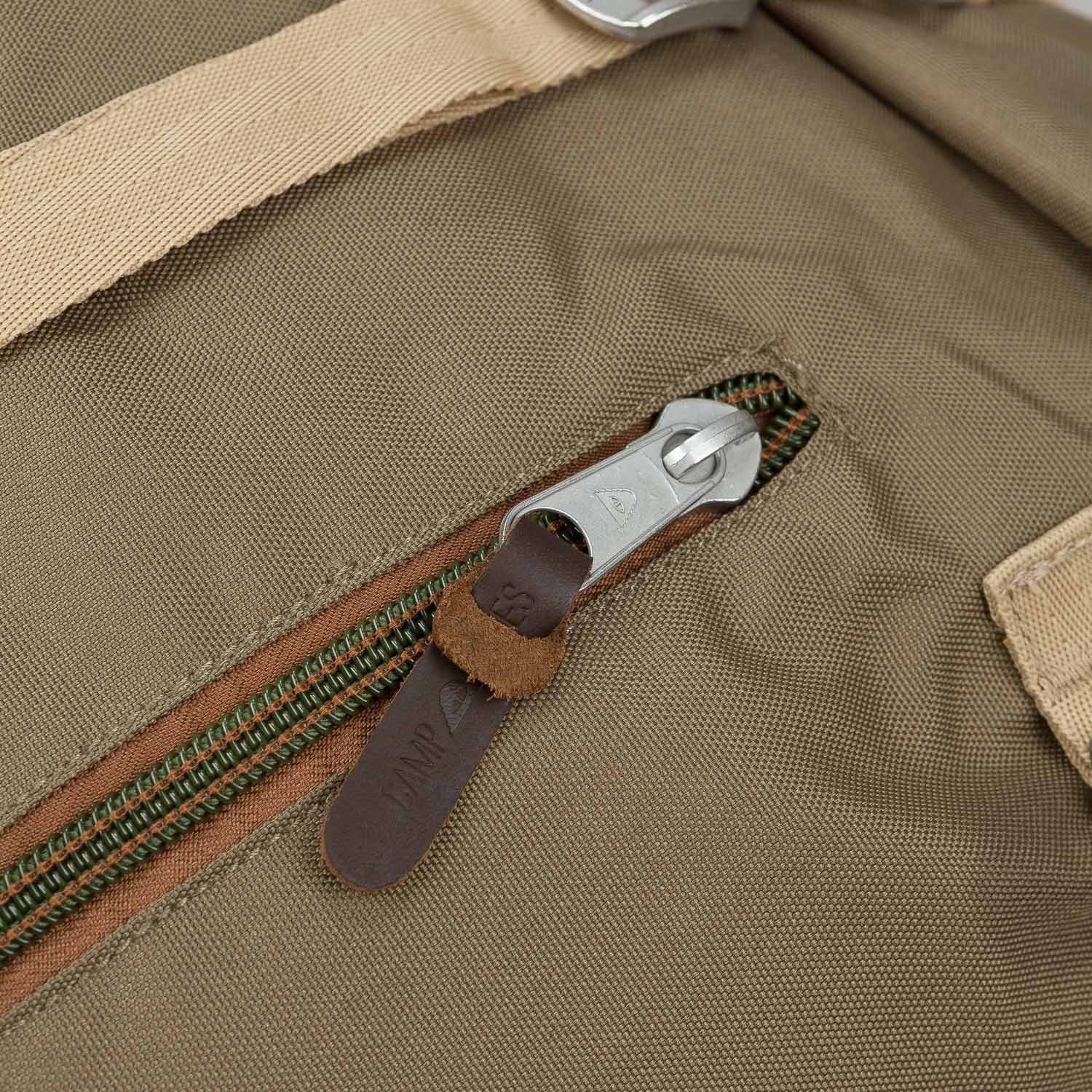 Poler Rolltop Backpack Pack - Olive