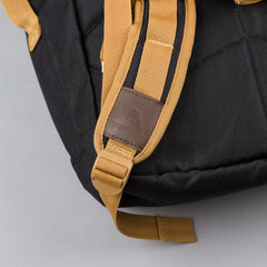 Poler Rolltop 2.0 Backpack - Black
