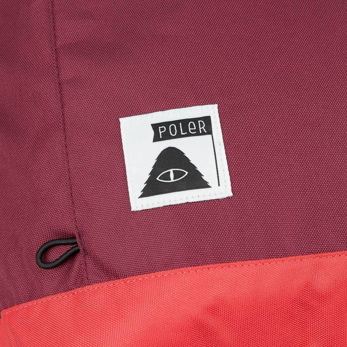 Poler Rolltop 2.0 Backpack - Sweet Berry Wine