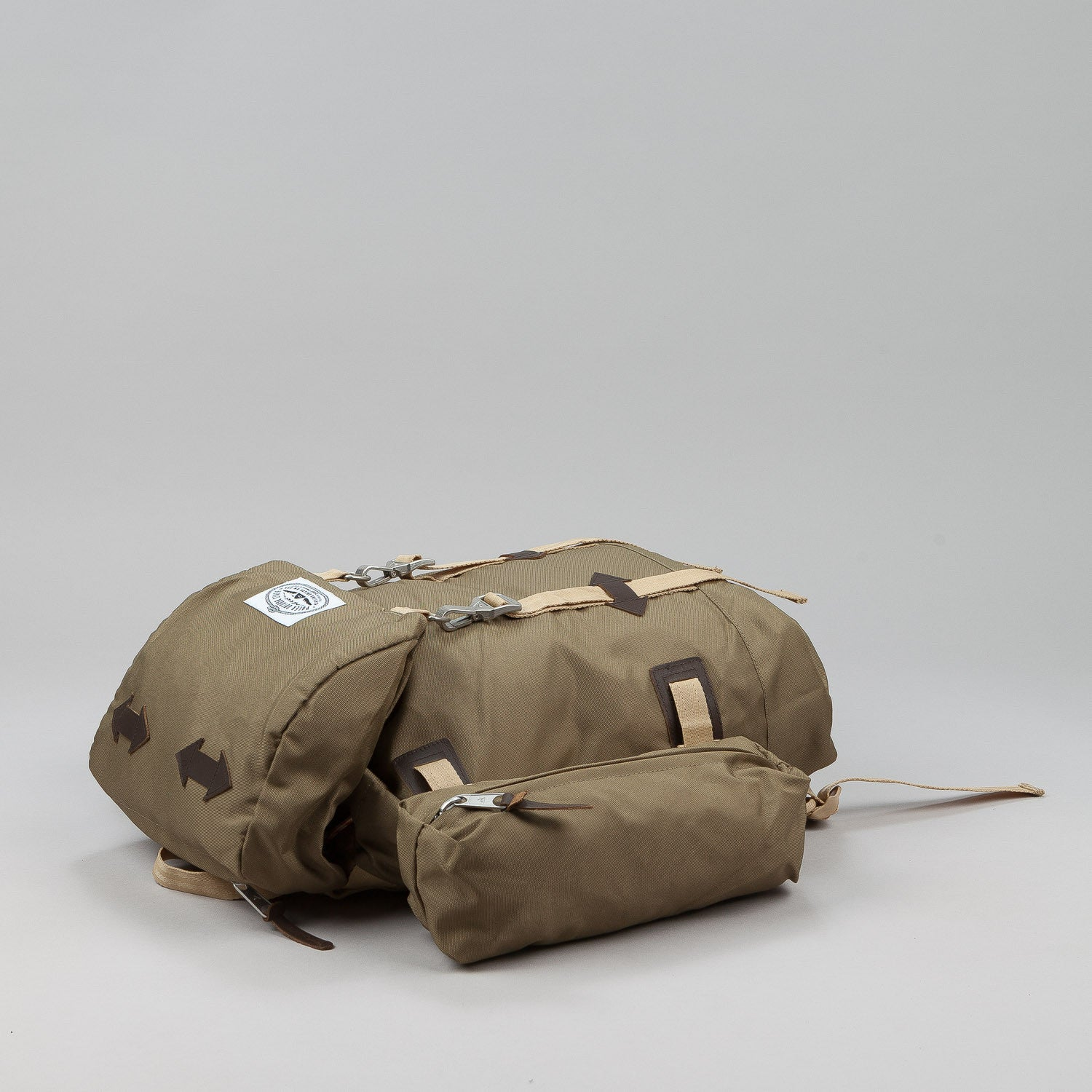 Poler Rucksack Backpack - Olive