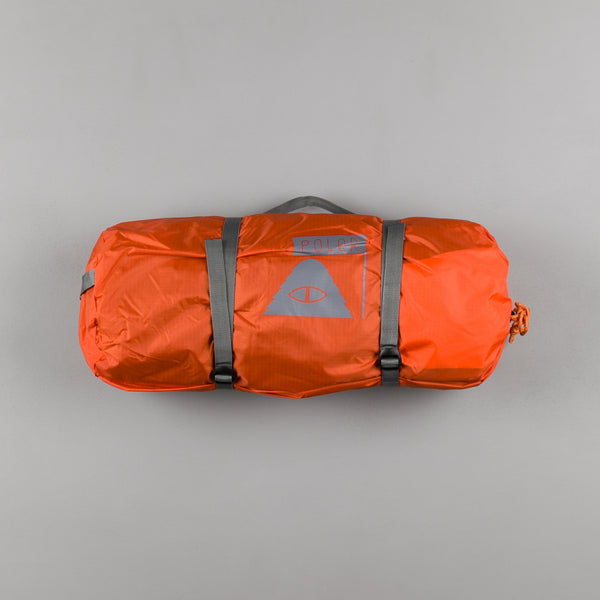 Poler 2-Man Tent - Burnt Orange