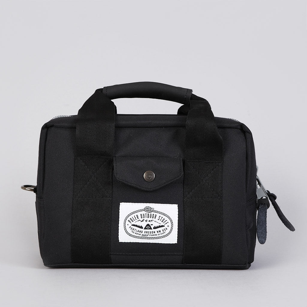 Poler Camera Cooler Bag Black
