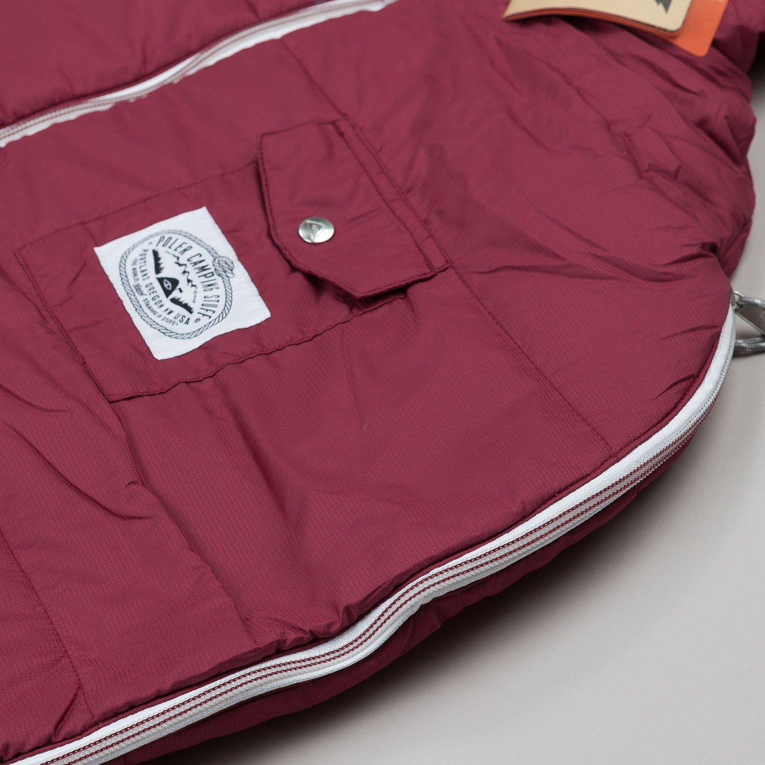 Poler The Napsack - Burgundy