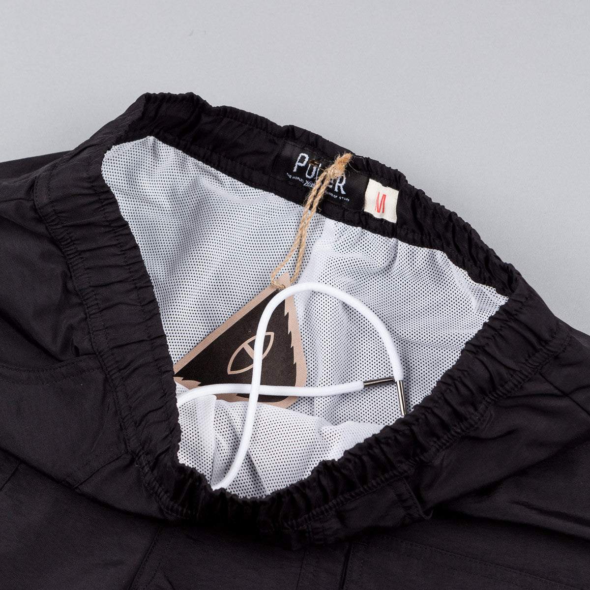 Poler Volley Camp Shorts - Black