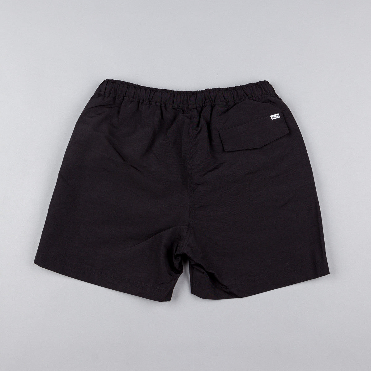 Poler Volley Summit Shorts - Black