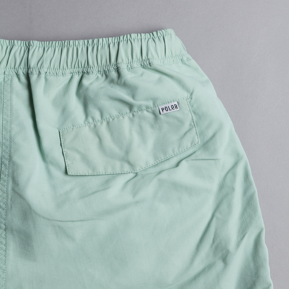 Poler Volley Summit Shorts - Green