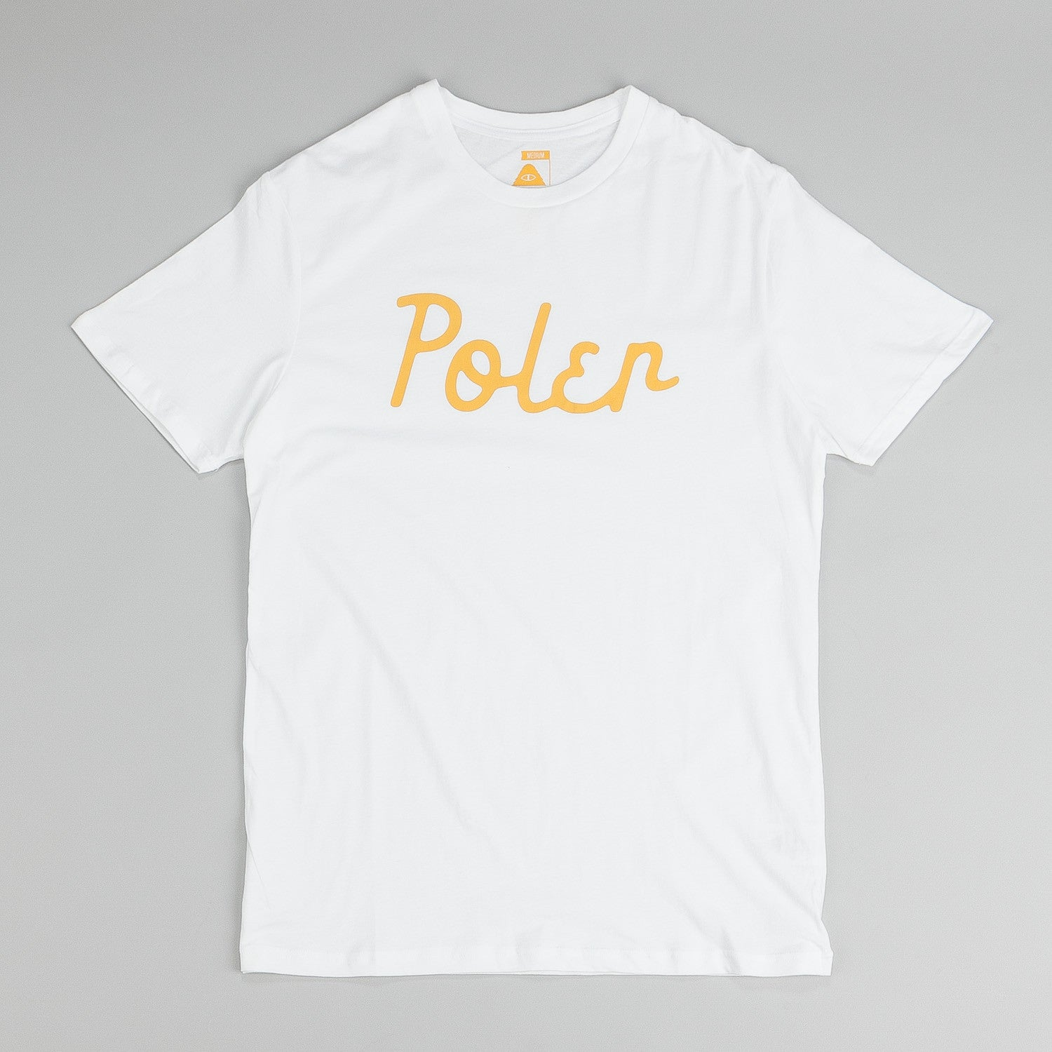 Poler Zilla Cozy Stuff T-Shirt White