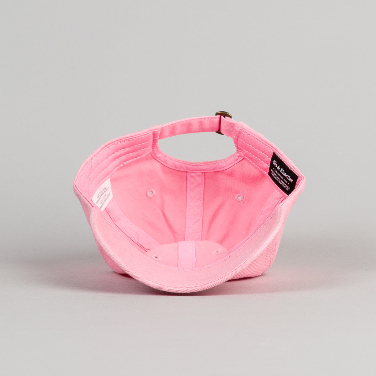 40s & Shorties Double Cups Cap - Pink