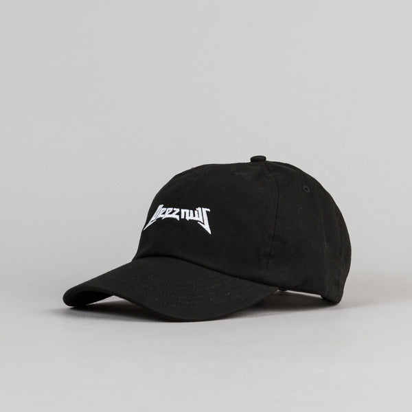 40s & Shorties Deez Nuts Cap - Black