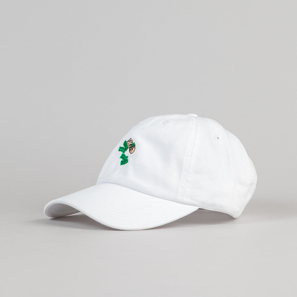 40s & Shorties Make It Rain Cap - White