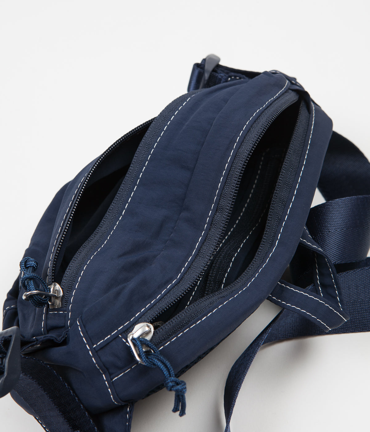 Pop Trading Company Hip Bag - Navy