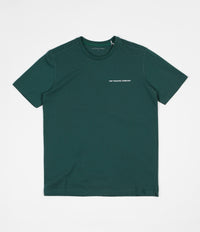 Pop Trading Company Logo T-Shirt - Sports Green