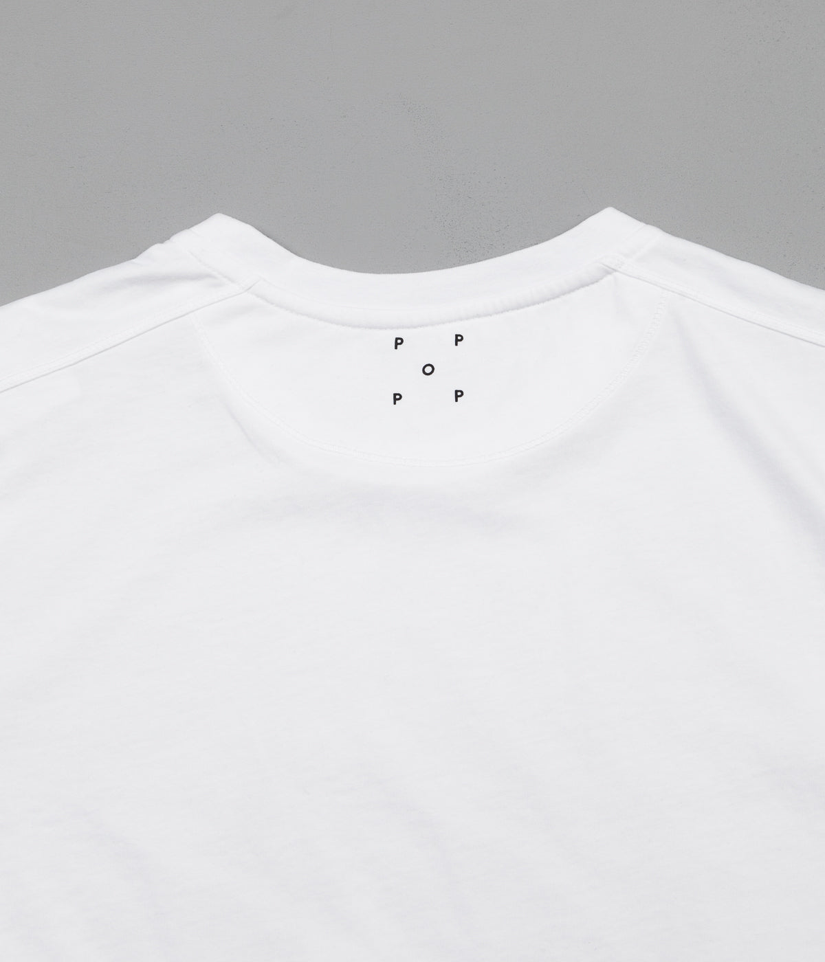 Pop Trading Company ROP T-Shirt - White