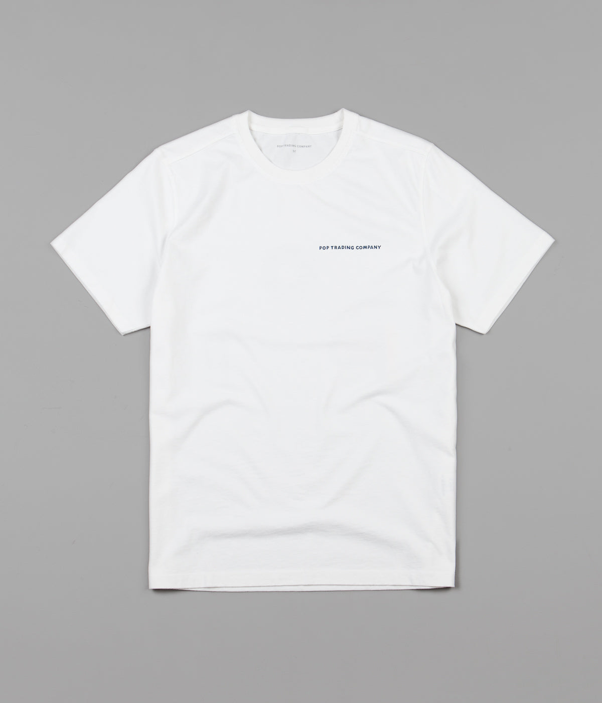 Pop Trading Company x Parra T-Shirt - White