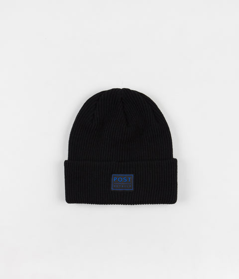 Post Details ABC Classic Beanie - Black