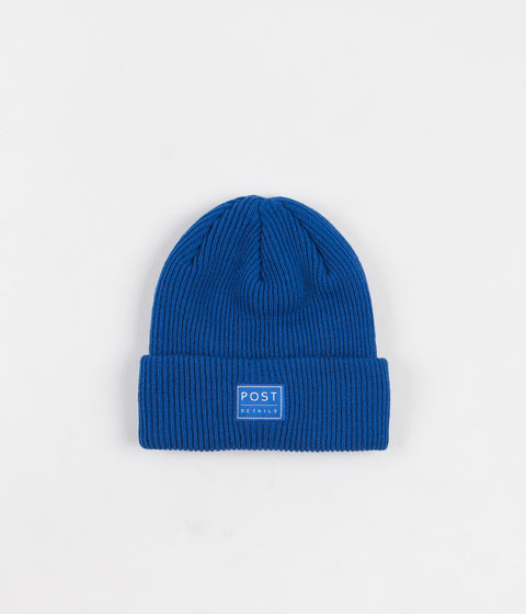 Post Details ABC Classic Beanie - Family Blue