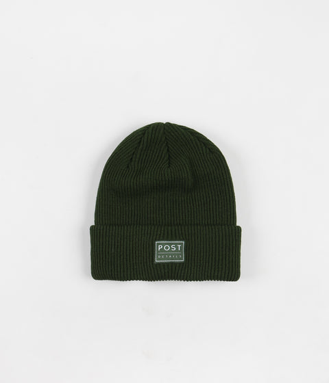 Post Details ABC Classic Beanie - Lush Green