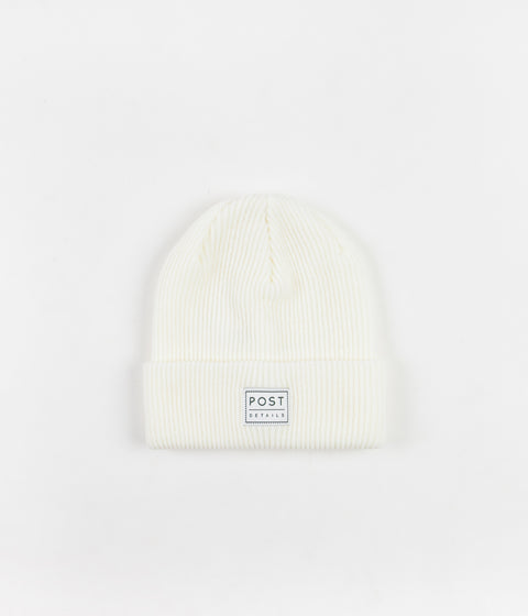 Post Details ABC Classic Beanie - Snow White