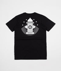 Post Details No Bills Hydrant T-Shirt - Black