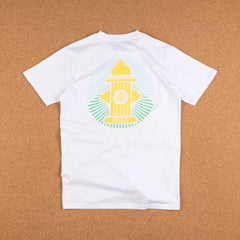 Post Details Tropical Hydrant T-Shirt - White