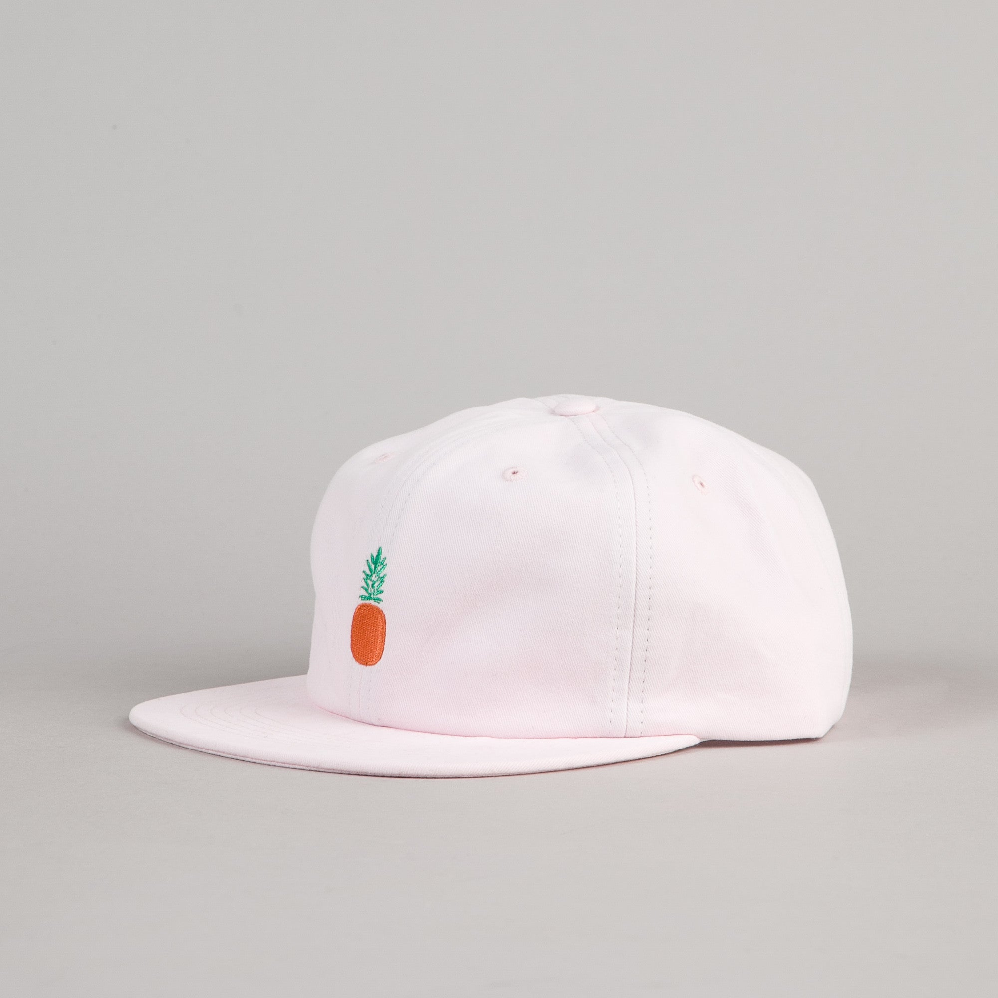 Post Details Tropical Pineapple Cap - Faded Pink