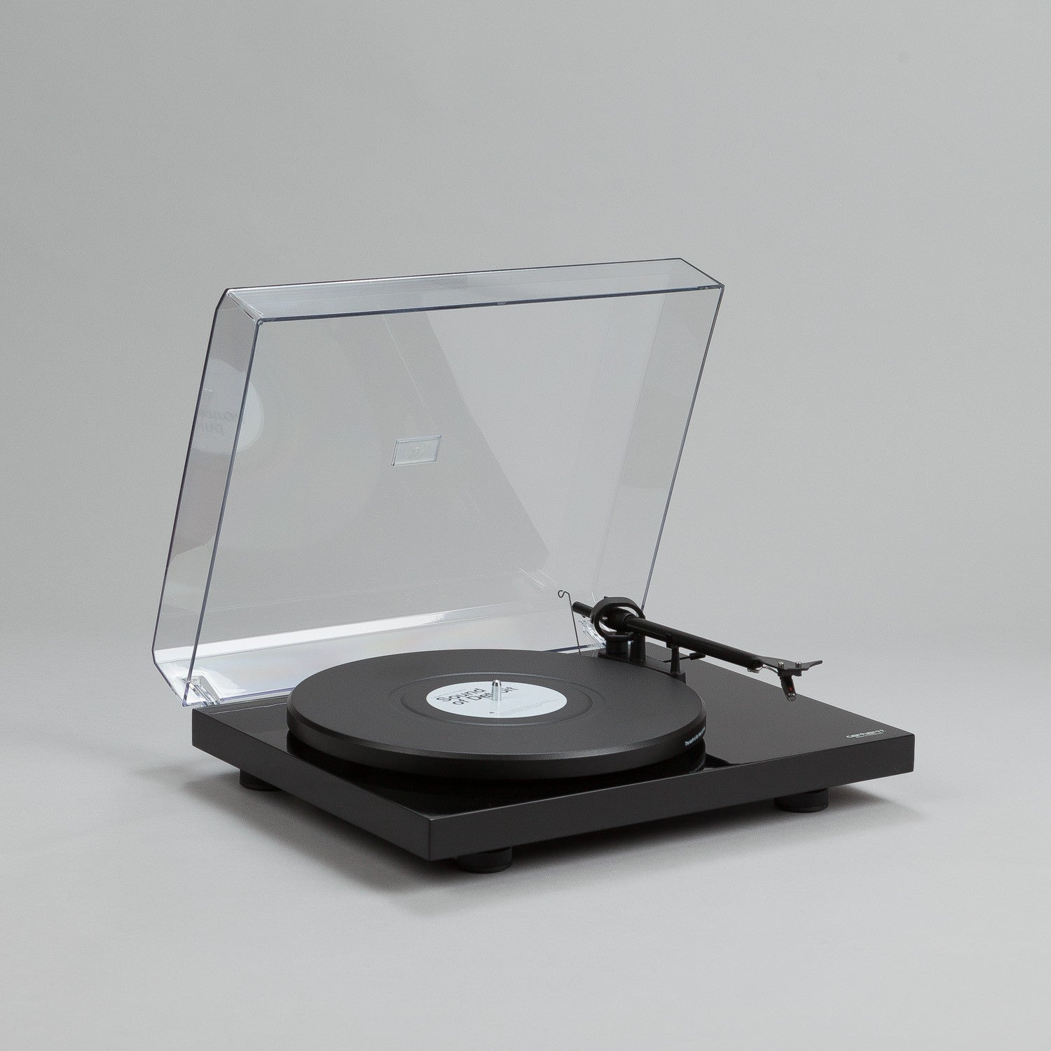 Pro-Ject X Carhartt WIP Debut Carbon Turntable Black