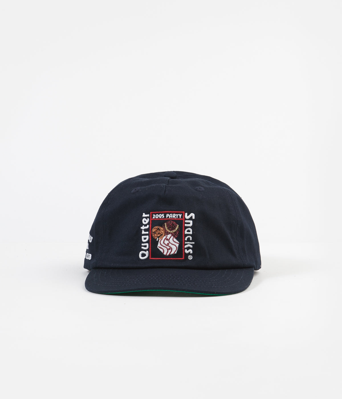 Quartersnacks Party Cap - Navy