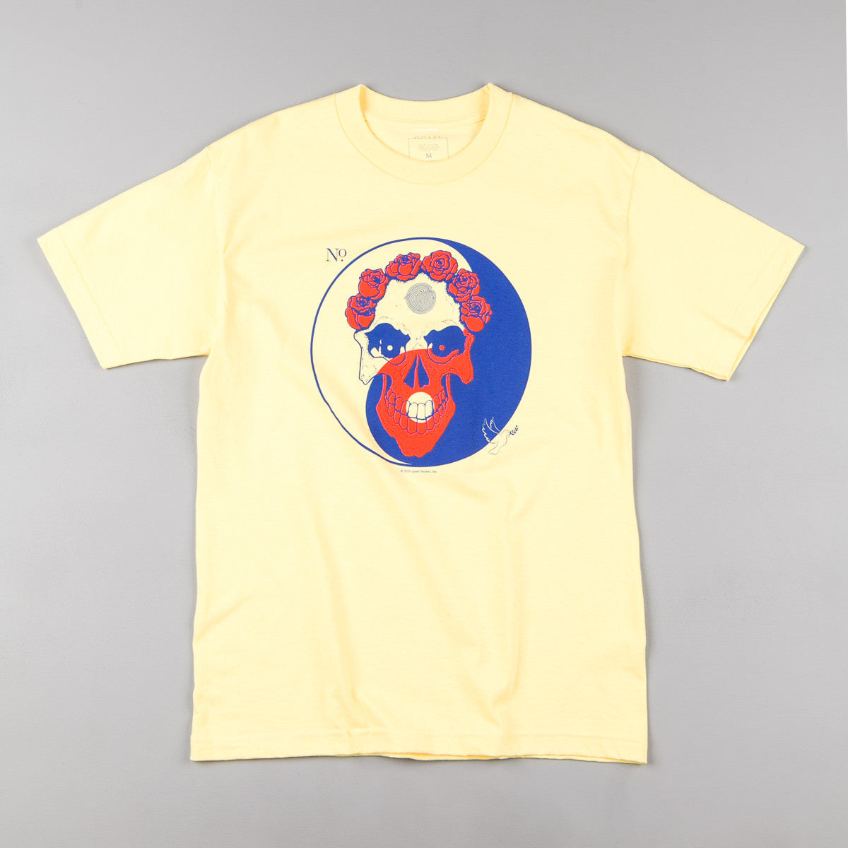 Quasi Bazaar T-shirt - Banana Yellow