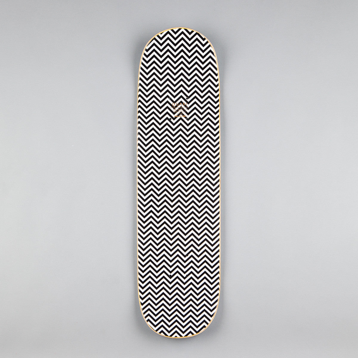 Quasi Blue Rose Deck - Blue - 8.125""