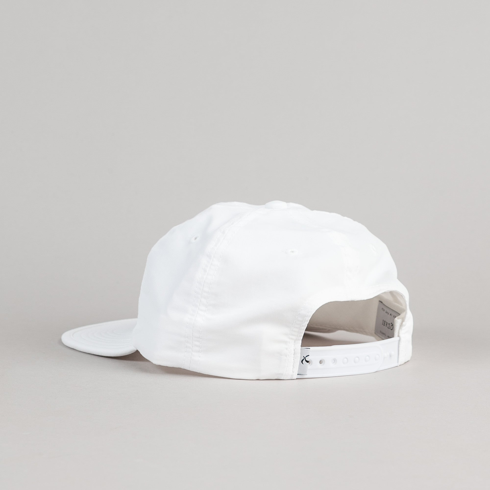 Quasi Skateboards Mayo Cap - White