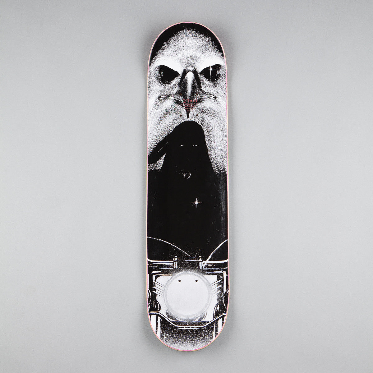 Quasi Crockett Dayton Oh Deck - Dawn - 8""