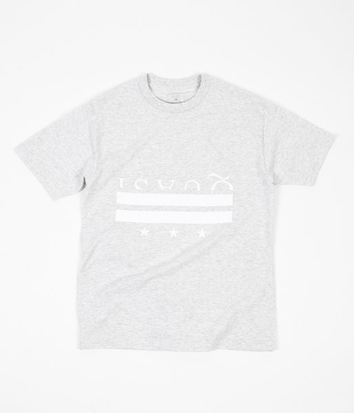 Quasi District T-Shirt - Ash