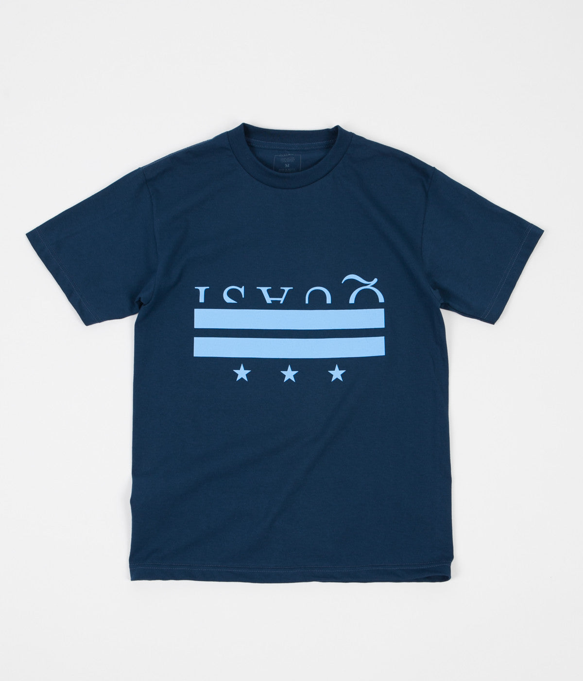Quasi District T-Shirt - Blue