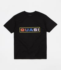 Quasi Liquid T-Shirt - Black