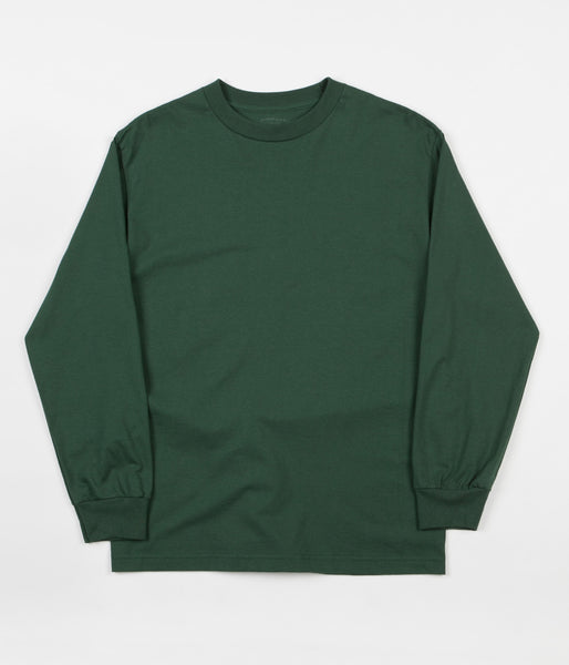 Quasi Mono Long Sleeve T-Shirt - Forest