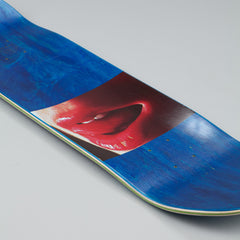 Quasi Skateboards Blue Balls Deck- Navy 8.375""