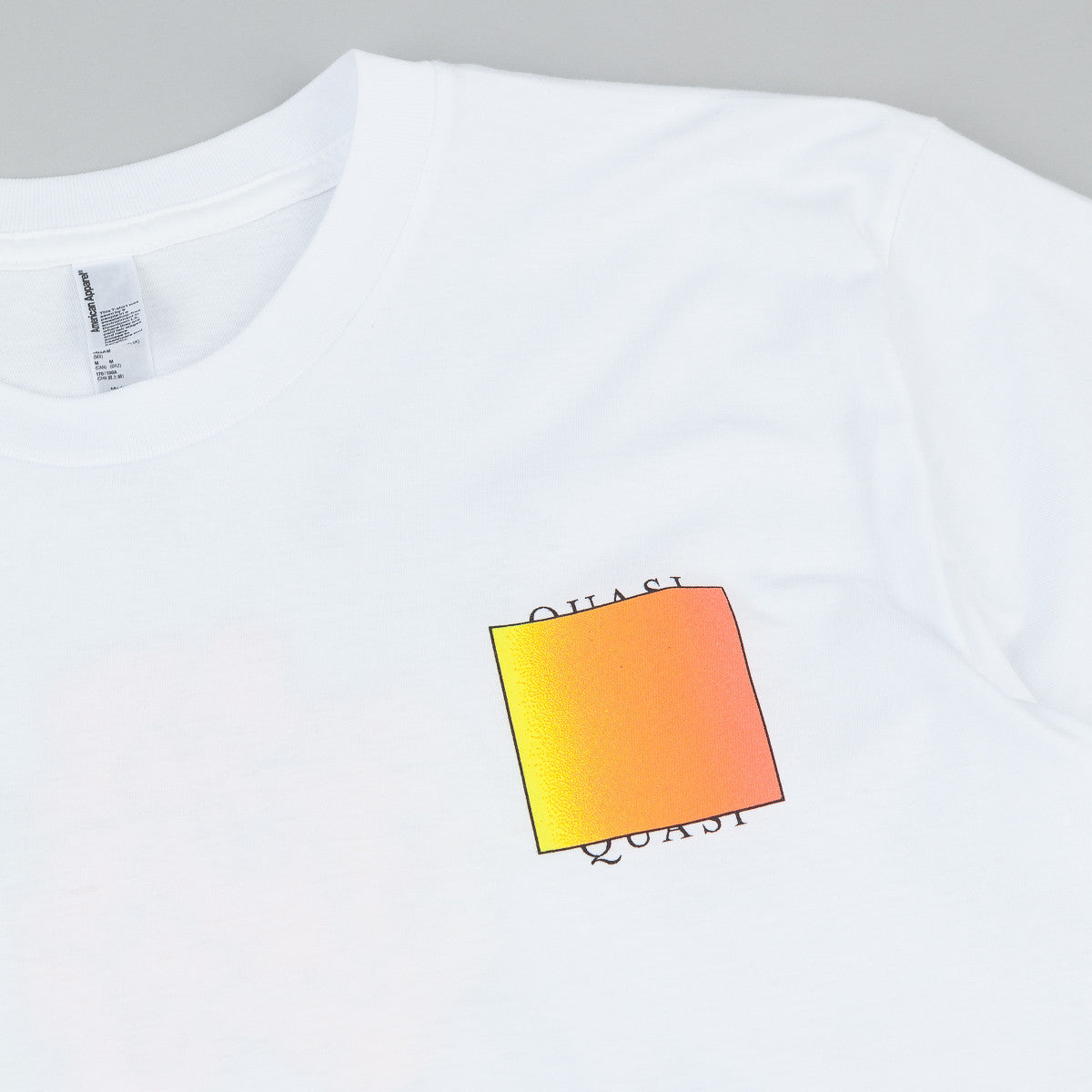 Quasi Skateboards Boogie T-Shirt - White