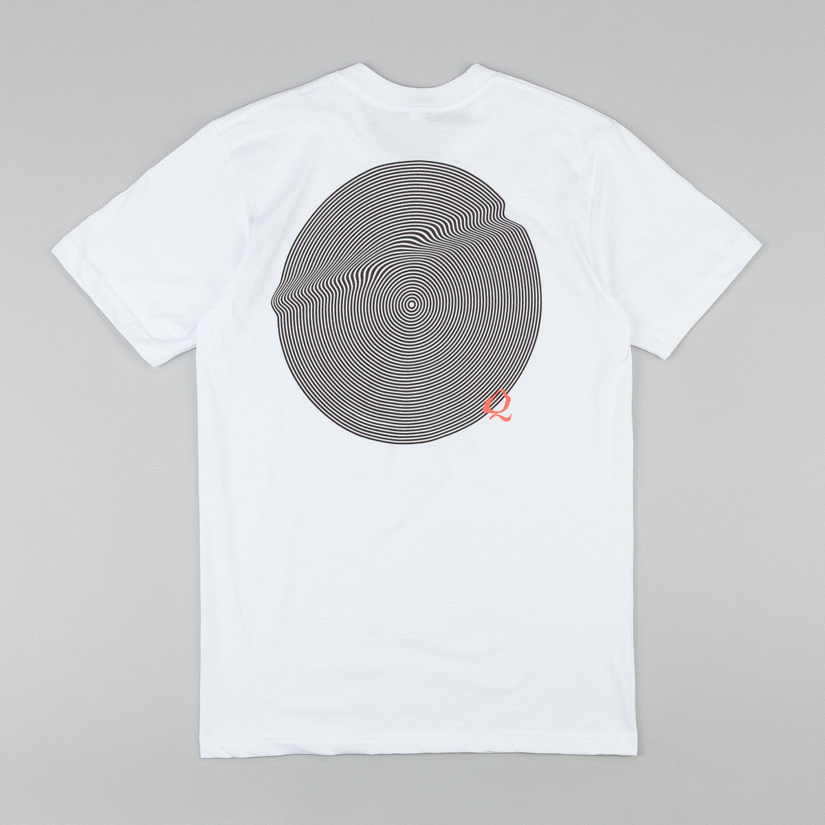 Quasi Skateboards Boom T-Shirt - White