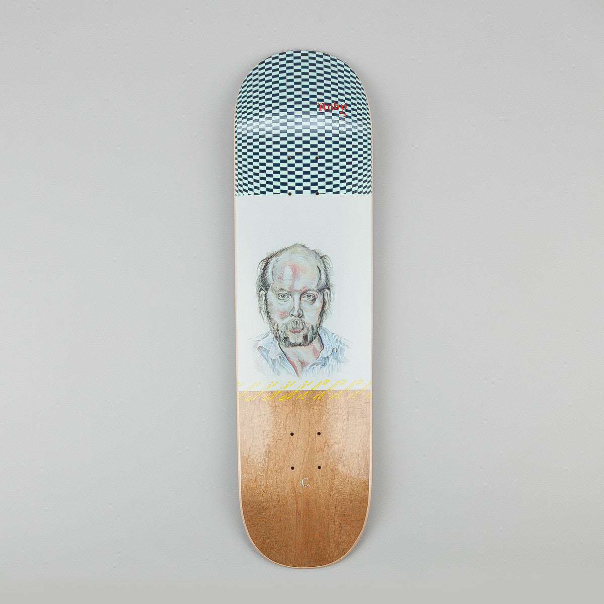 Quasi Skateboards Crockett 'Prince' [Two] Deck